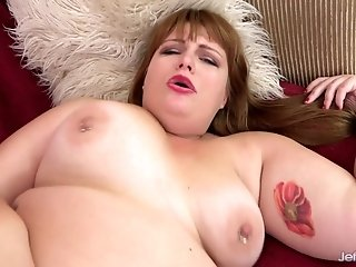 Tiffany Star - Wide Angle Lovin BBW porn video